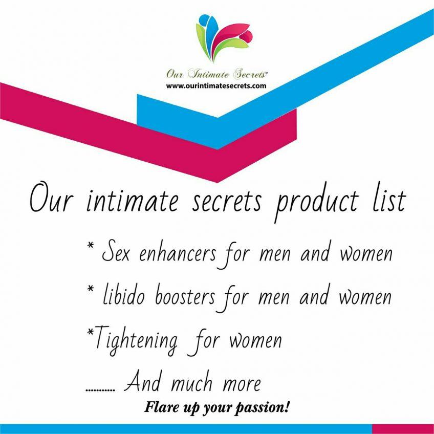 SEXUAL APHRODISIACS FOR MEN AND WOMEN ( KAYAN MATA/ KAYAN MAZA)