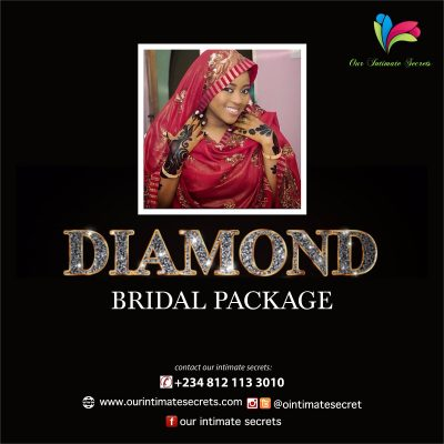 BRIDAL PACKAGE (DIAMOND)