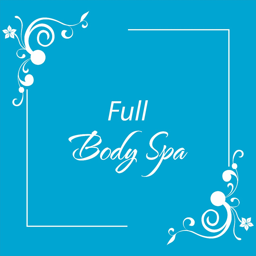 FULL BODY SPA - Our Intimate Secrets