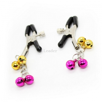 MULTI COLOUR NIPPLE CLAMP